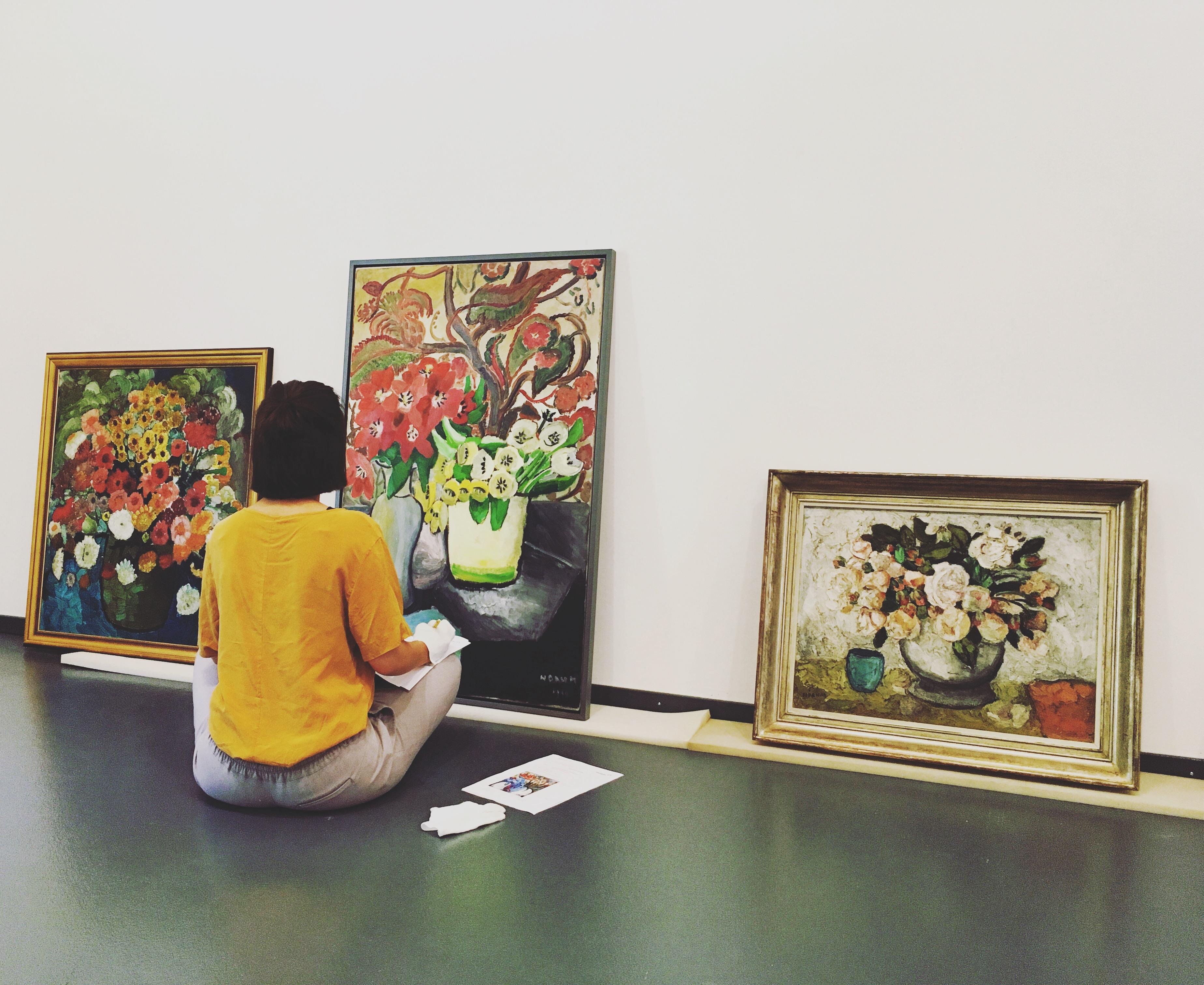 Bild von Martina Denzler im Kunstmuseum